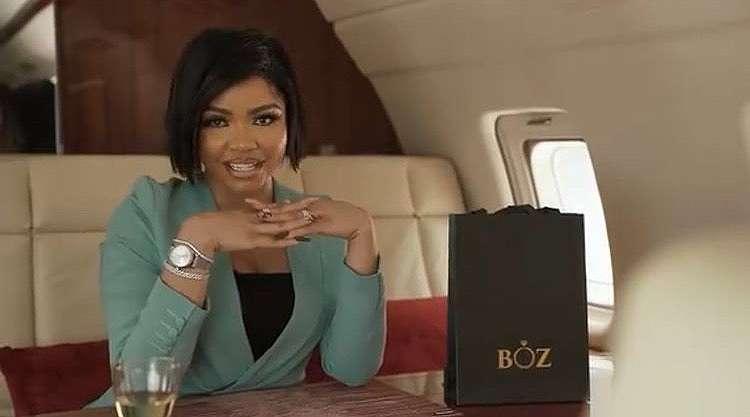 BBNaija's Nengi becomes Boz Jewelry brand ambassador