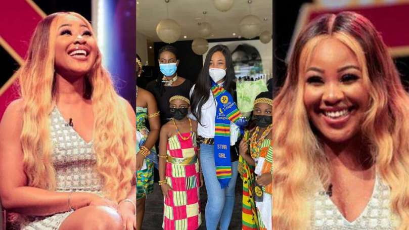 Erica shares highlights of her visit to Ghana (video)