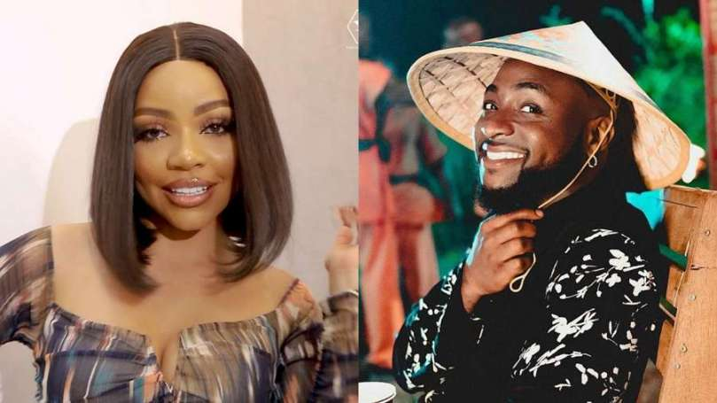 Two months after their music video together, singer Davido and BBNaija's Nengi unfollow each other