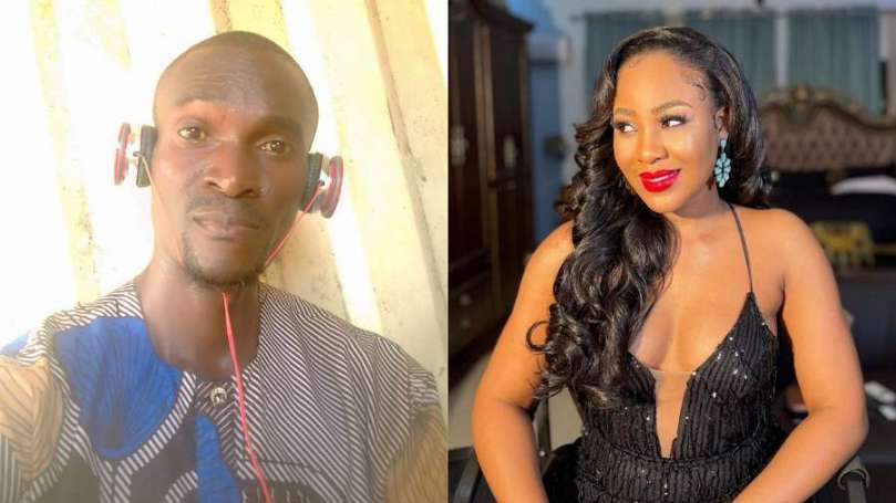 Man tackles BBNaija's Erica after she declared herself a complete package