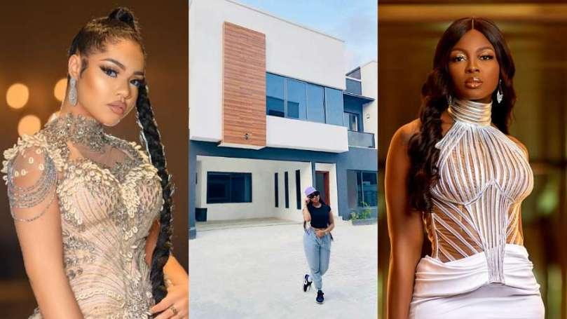 BBNaija's Ka3na shades Nengi following her new mansion