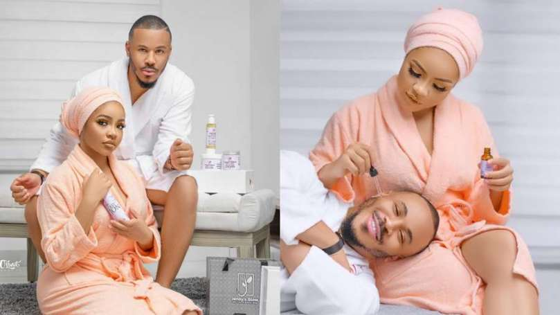 BBNaija's Nengi, Ozo bless shippers with stunning photos