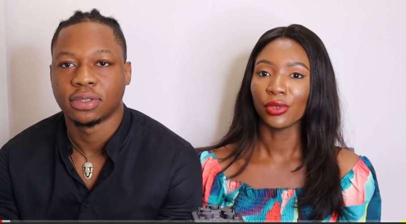 Ultimate love stars Iyke and Theresa on how they almost broke up (video)