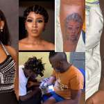Here's BBNaija Mercy Eke's reply to man who tattooed her face on his body