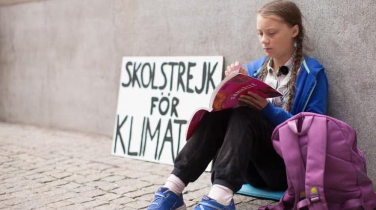 greta thunberg_attivista contro cambiamenti climatici