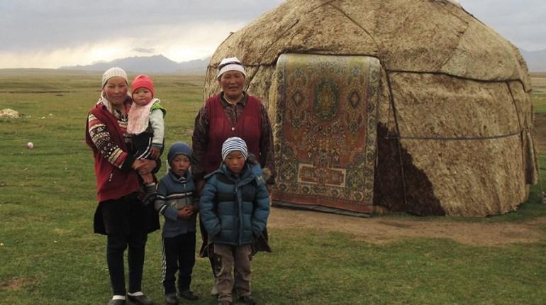 Asia Centrale - Photo Credit: Vagabondario