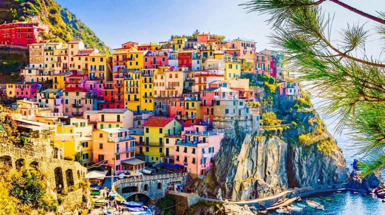 Le Città più Colorate
