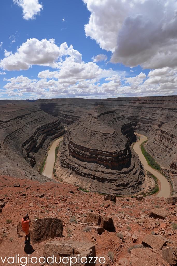 USA le ombre rosse della Monument Valley