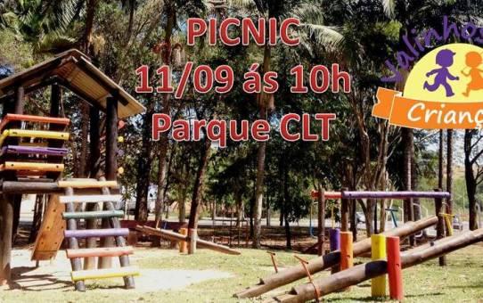 PICNIC Valinhos Com Crianças -11\09