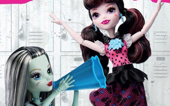 Galleria Shopping traz atração de Monster High para Campinas