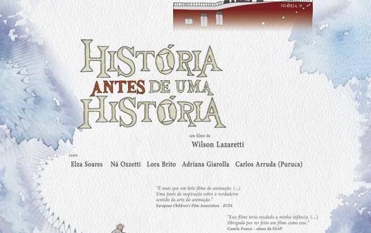 """Shopping Valinhos terá sessões gratuitas do filme """"História antes de uma história"""""""