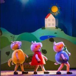 peppa pig teatro