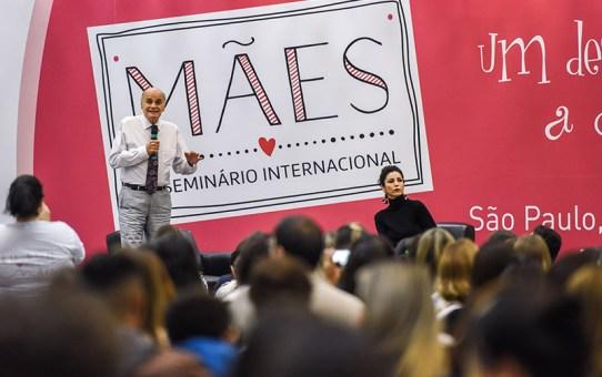 4º SEMINÁRIO INTERNACIONAL DE MÃES : Por uma maternidade mais leve