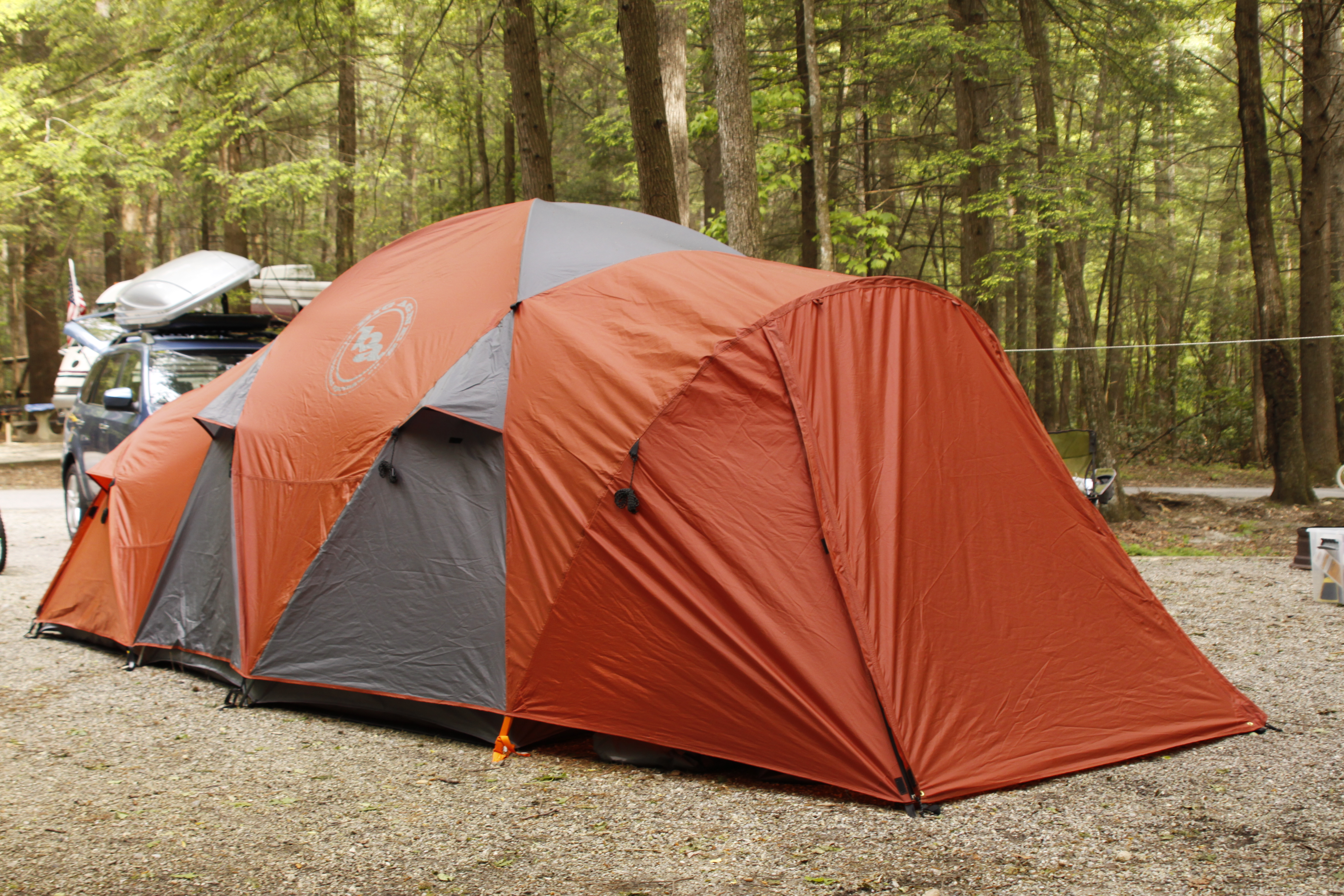 Home Sweet Home: The Big Agnes Flying Diamond 6