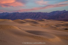 mesquite flat dunes - val in real life