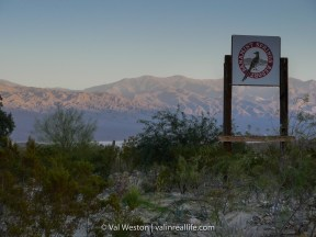 Grounds at Panamint Springs