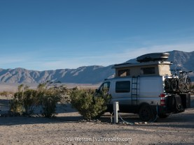 Campground at Panamint Springs