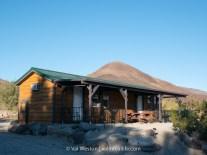 Cabin at Panamint Springs