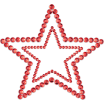 Glitter audaci con Mimi Star di Bijoux Indiscrets