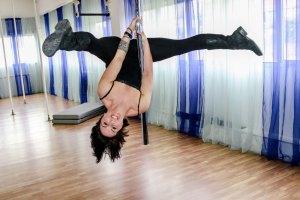 """""""Con la Pole Dance alleno l'autostima e la sicurezza delle donne"""""""