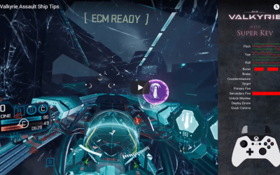 8 Assault Ship Tips for EVE:Valkyrie Beginners