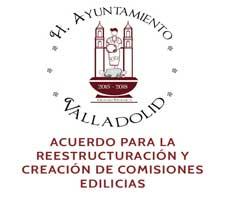 ACUERDO PARA LA REESTRUCTURACIÓN Y CREACIÓN DE COMISIONES EDILICIAS
