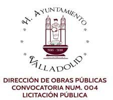 DIRECCIÓN DE OBRAS PÚBLICAS CONVOCATORIA NUM. 004 LICITACIÓN PÚBLICA