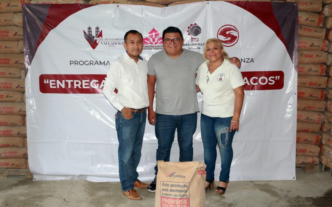 """Familias vallisoletanas ahorraron con el programa """"Construyendo Juntos la Esperanza"""""""