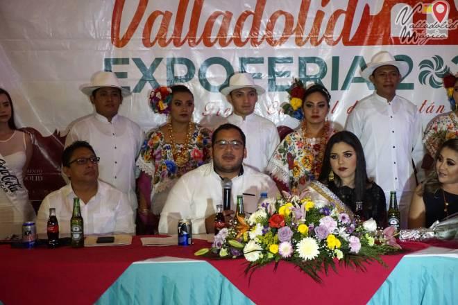 Rueda de prensa Expoferia Valladolid 2020