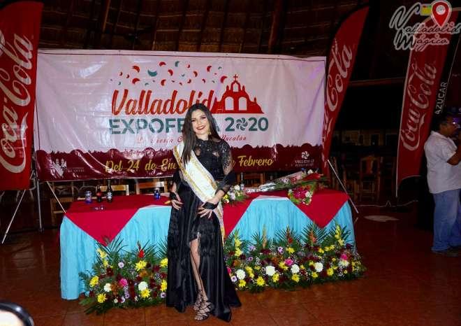 Señorita Feria Valladolid 2020 Montserrat Sanchez