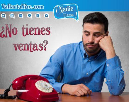nadie llama