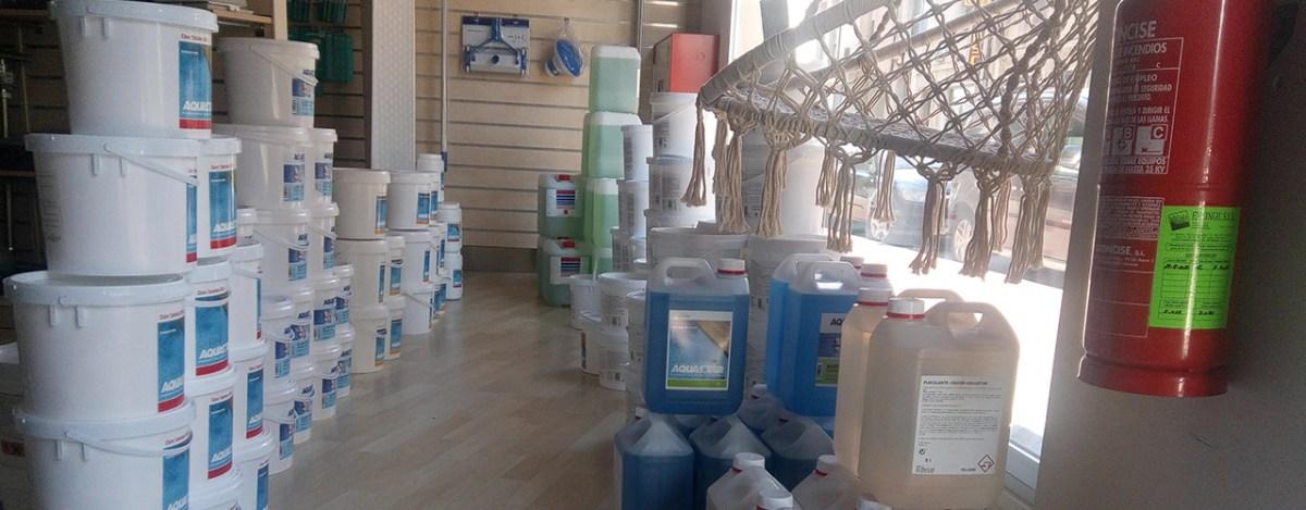 Manteniment i productes piscines