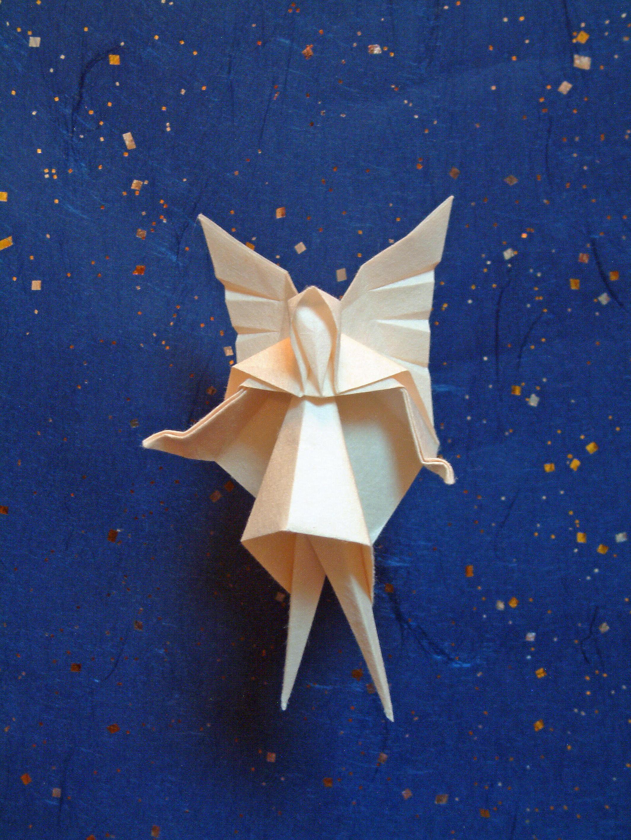 origami angel step by diagram arc fault circuit breaker wiring diagrams david brill