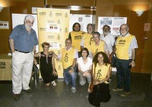 Amnistía Internacional grupo Vallecas
