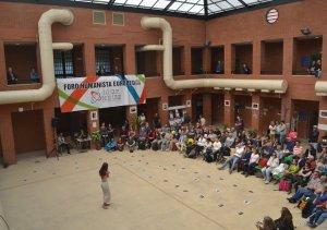 El evento congregó a más de 500 inscritos en el Centro Cultural de El Pozo.