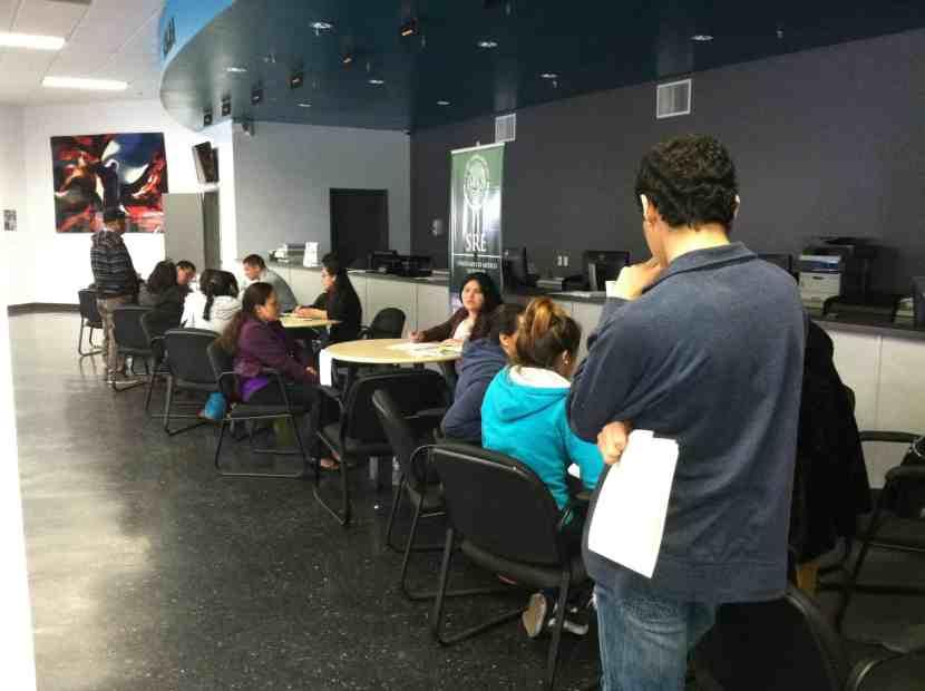 Accion Diferida taller en Fresno 28 de febrero 2015