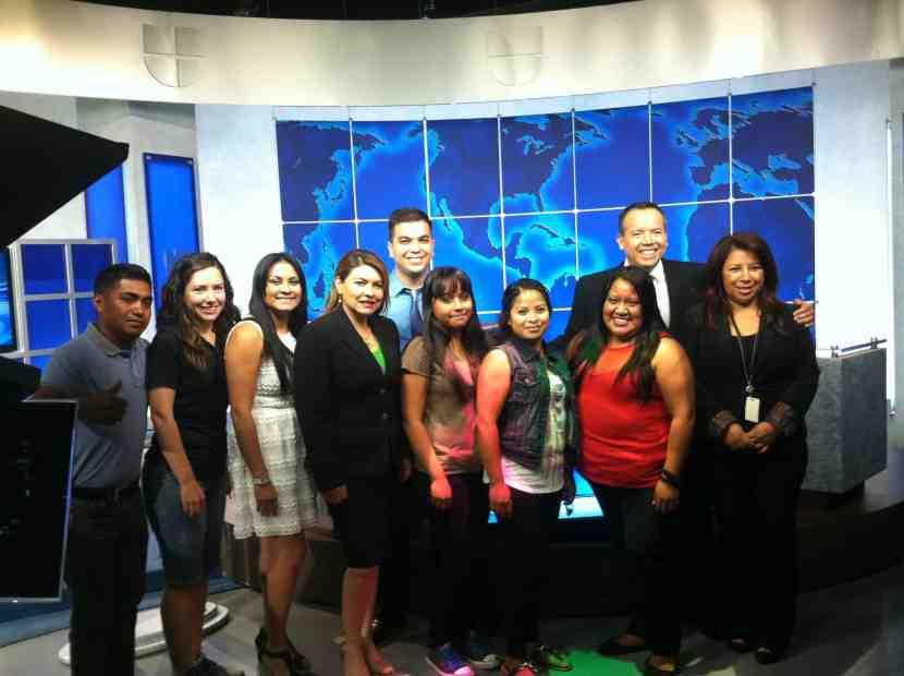 Accion Diferida y Accion Ejecutiva Banco de Llamadas Univision Fresno 11 Febrero 2015