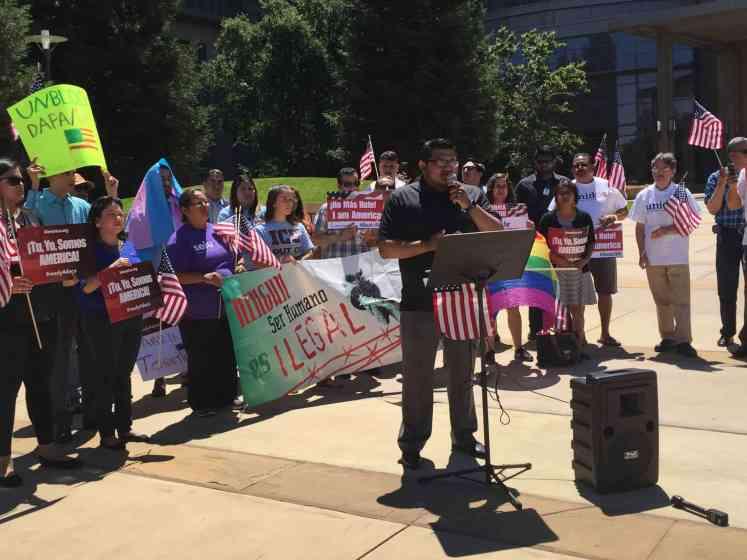 Conferencia de Prensa en Fresno sobre decision de la Corte Suprema 23 Junio