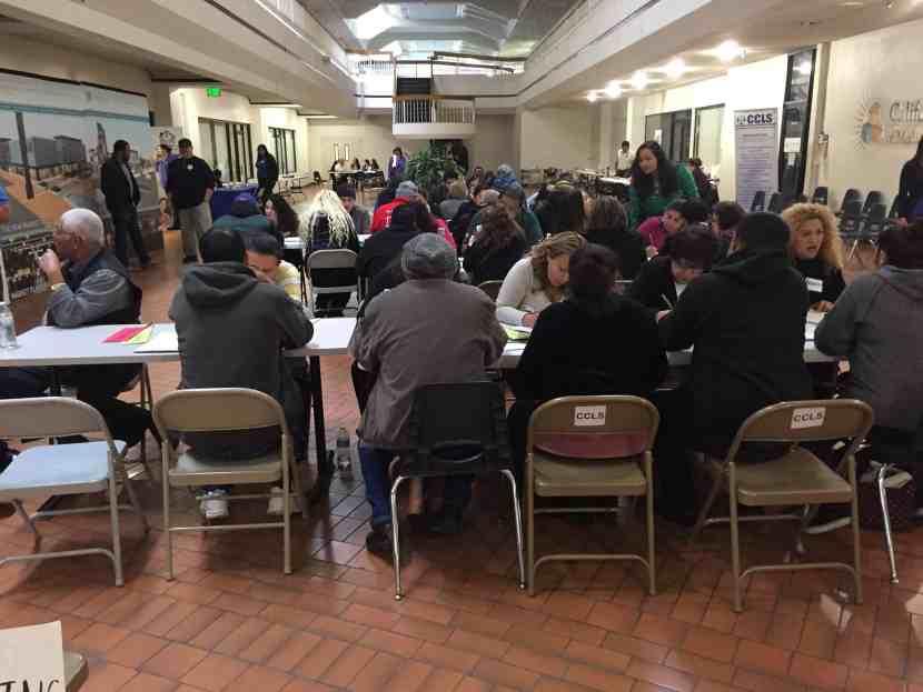 Ayuda Legal Gratuita a Inmigrantes de Fresno 14 Enero 2017