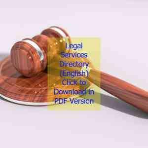 legal services directory 11 18 17 English CVIIC