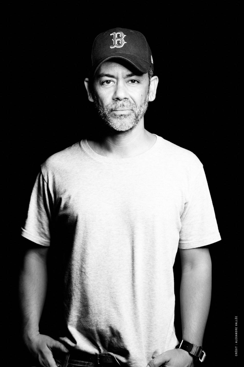 Photo Portrait Manu Payet