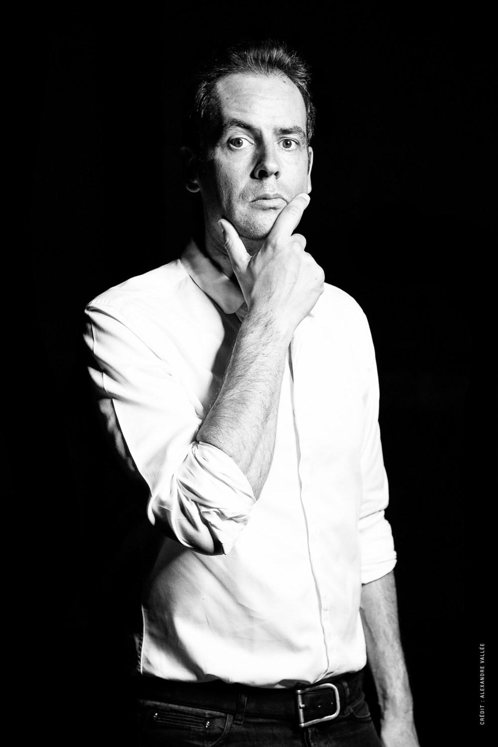 Photo Portrait Tanguy Pastureau