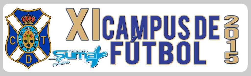 XI CAMPUS DE FUTBOL 2015