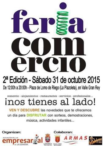 II Feria de Comercio 2015