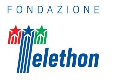Telethon – 8 novembre, 8-9 dicembre