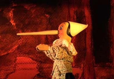 Pinocchio, Le Avventure di un sognatore – 8 dicembre