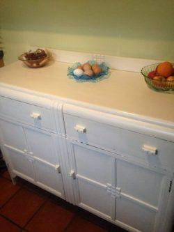 Kitchen cupboard done