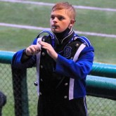 Bothell Band Drum Major