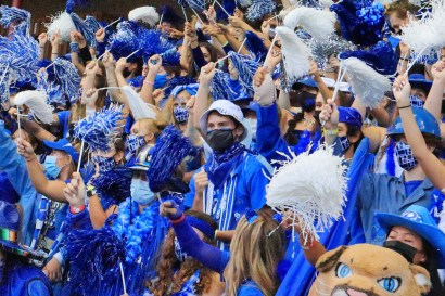 Bothell fans are fired up