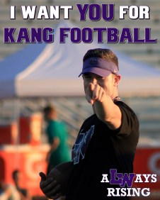 Coach Andrews Wants You